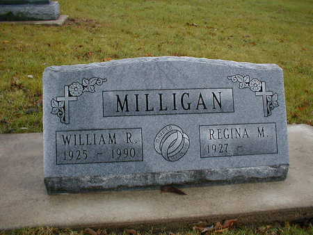 MILLIGAN, WILLIAM R - Bremer County, Iowa | WILLIAM R MILLIGAN