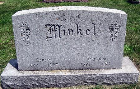 MINKEL, LENORA - Bremer County, Iowa | LENORA MINKEL
