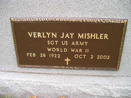 MISHLER, VERLYN JAY - Bremer County, Iowa | VERLYN JAY MISHLER