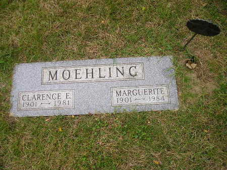 MOEHLING, MARGUERITE - Bremer County, Iowa | MARGUERITE MOEHLING