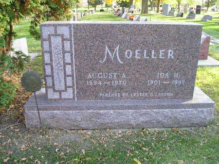 MOELLER, AUGUST A - Bremer County, Iowa | AUGUST A MOELLER