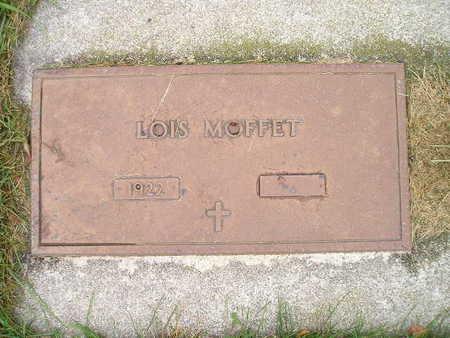 MOFFET, LOIS - Bremer County, Iowa | LOIS MOFFET
