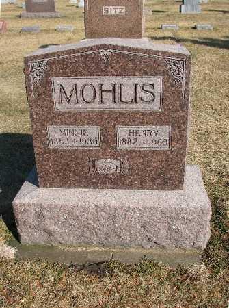 MOHLIS, HENRY - Bremer County, Iowa | HENRY MOHLIS