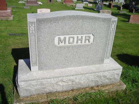MOHR, MARY K - Bremer County, Iowa   MARY K MOHR