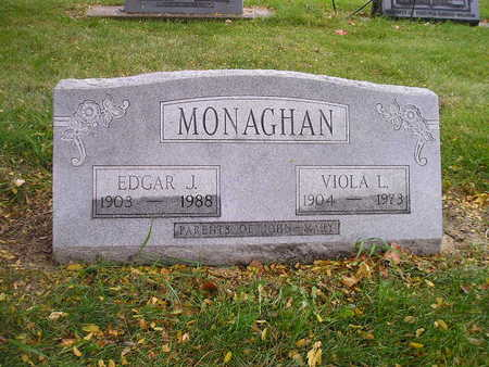 MONAGHAN, VIOLA L - Bremer County, Iowa | VIOLA L MONAGHAN