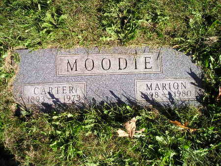 MOODIE, MARION - Bremer County, Iowa | MARION MOODIE