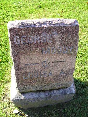MOODY, LOUISA A - Bremer County, Iowa | LOUISA A MOODY