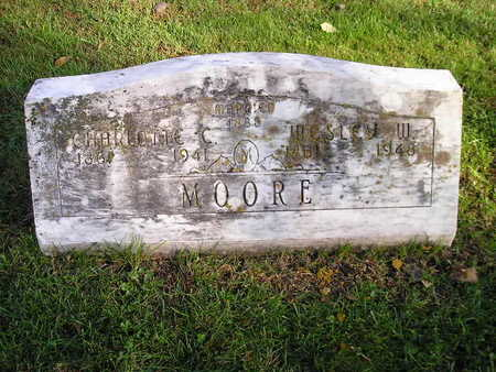 MOORE, CHARLOITE C - Bremer County, Iowa | CHARLOITE C MOORE