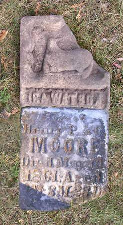 MOORE, IRA WATSON - Bremer County, Iowa | IRA WATSON MOORE