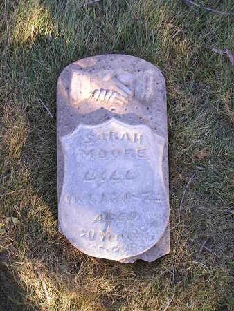 MOORE, SARAH - Bremer County, Iowa | SARAH MOORE