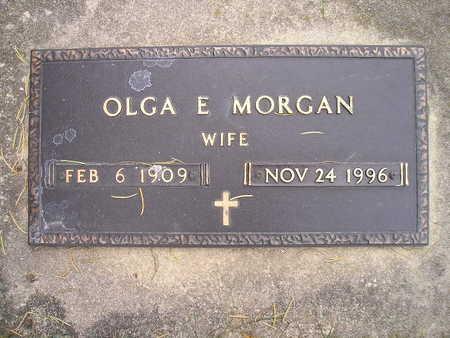MORGAN, OLGA E - Bremer County, Iowa | OLGA E MORGAN