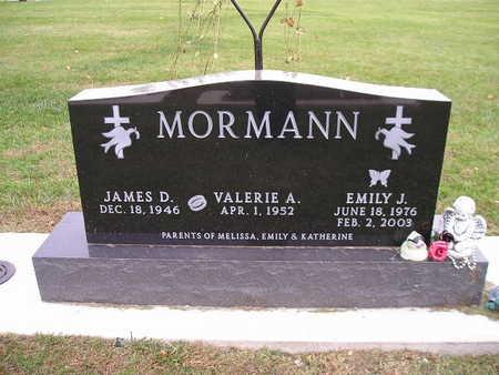 MORMANN, VALERIE A - Bremer County, Iowa   VALERIE A MORMANN