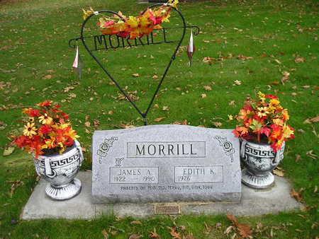 MORRILL, EDITH K - Bremer County, Iowa | EDITH K MORRILL