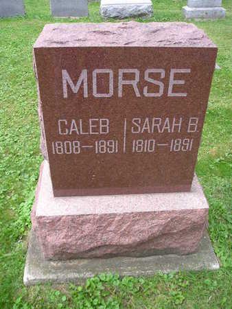 MORSE, CALEB - Bremer County, Iowa | CALEB MORSE