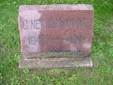 MORSE, C NEWTON - Bremer County, Iowa | C NEWTON MORSE