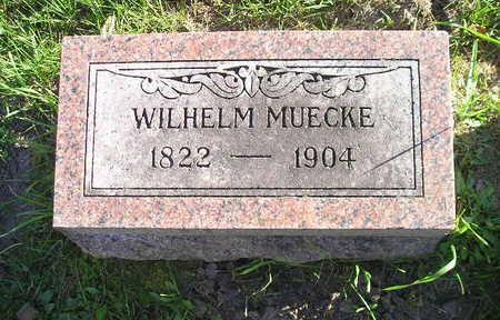 MUECKE, WILHELM - Bremer County, Iowa | WILHELM MUECKE