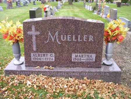 MUELLER, ALBERT G - Bremer County, Iowa | ALBERT G MUELLER