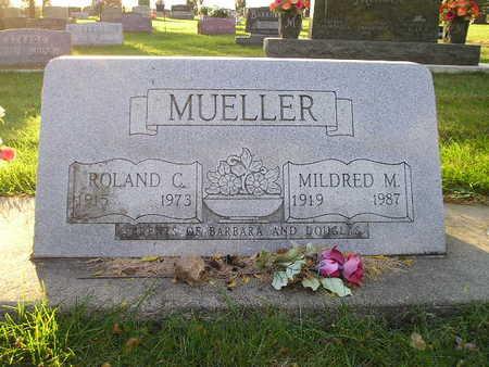 MUELLER, ROLAND C - Bremer County, Iowa | ROLAND C MUELLER