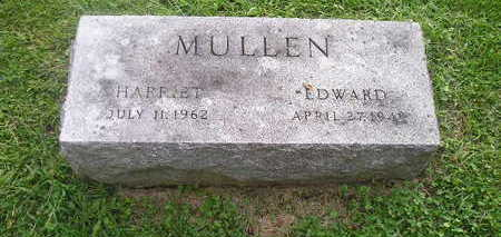 MULLEN, HARRIET - Bremer County, Iowa | HARRIET MULLEN
