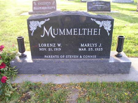 MUMMELTHEI, MARLYS J - Bremer County, Iowa | MARLYS J MUMMELTHEI