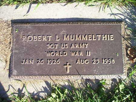 MUMMELTHIE, ROBERT L - Bremer County, Iowa | ROBERT L MUMMELTHIE