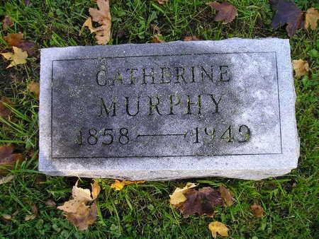 MURPHY, CATHERINE - Bremer County, Iowa   CATHERINE MURPHY
