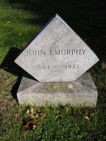 MURPHY, JOHN J - Bremer County, Iowa | JOHN J MURPHY