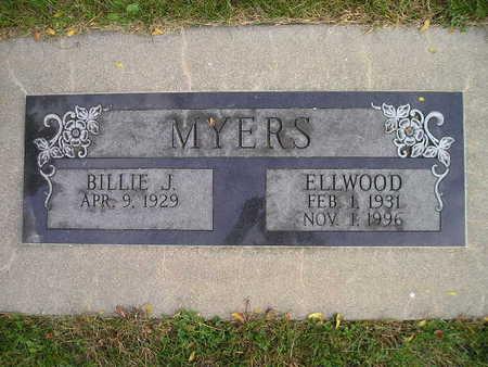 MYERS, BILLIE J - Bremer County, Iowa | BILLIE J MYERS