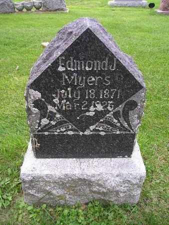 MYERS, EDMOND J - Bremer County, Iowa | EDMOND J MYERS