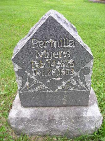 MYERS, PERMILLA - Bremer County, Iowa | PERMILLA MYERS
