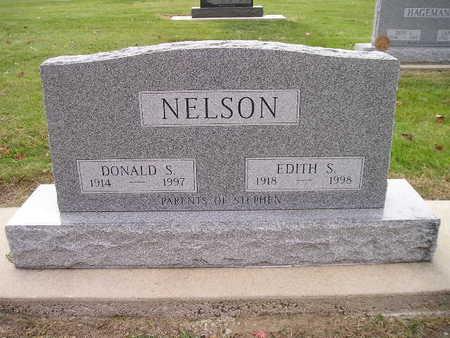 NELSON, DONALD S - Bremer County, Iowa | DONALD S NELSON