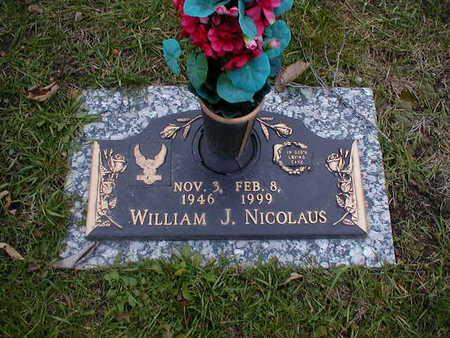 NICOLAUS, WILLIAM J - Bremer County, Iowa | WILLIAM J NICOLAUS