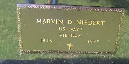 NIEDERT, MARVIN D. - Bremer County, Iowa | MARVIN D. NIEDERT