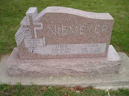 NIEMEYER, ELMER - Bremer County, Iowa | ELMER NIEMEYER