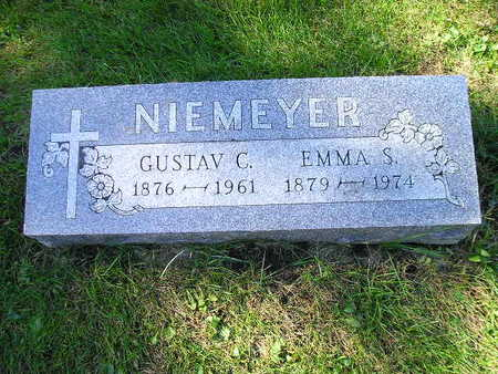 NIEMEYER, EMMA S - Bremer County, Iowa | EMMA S NIEMEYER