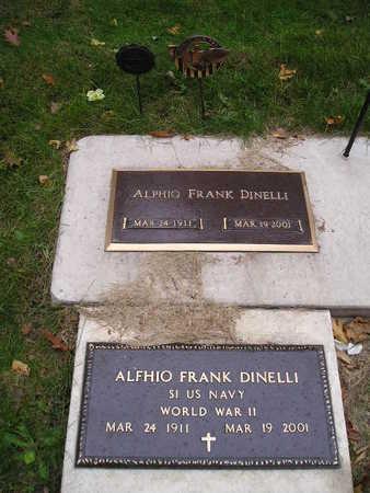 NINELLI, ALFHIO FRANK - Bremer County, Iowa | ALFHIO FRANK NINELLI