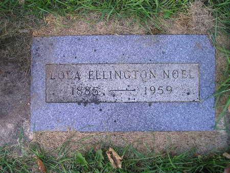 ELLINGTON NOEL, LOLA - Bremer County, Iowa | LOLA ELLINGTON NOEL
