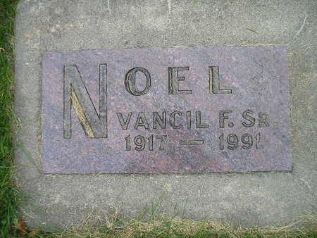 NOEL, VANCIL F SR - Bremer County, Iowa | VANCIL F SR NOEL