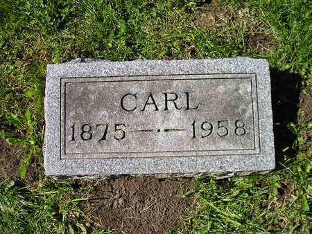 NORDMAN, CARL - Bremer County, Iowa | CARL NORDMAN
