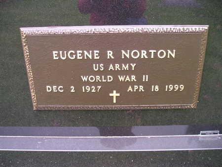 NORTON, EUGENE R - Bremer County, Iowa | EUGENE R NORTON
