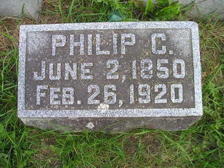 NOTTGER, PHILIP C - Bremer County, Iowa | PHILIP C NOTTGER