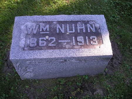 NUHN, WM - Bremer County, Iowa | WM NUHN