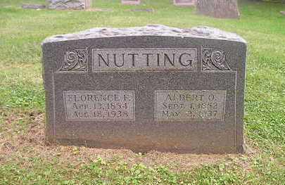 NUTTING, ALBERT O. - Bremer County, Iowa | ALBERT O. NUTTING