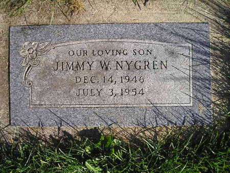 NYGREN, JIMMY W - Bremer County, Iowa | JIMMY W NYGREN