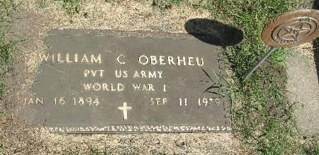 OBERHBEU, WILLIAM C. - Bremer County, Iowa | WILLIAM C. OBERHBEU