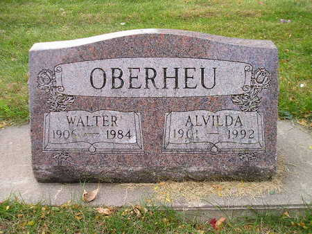 OBERHEU, ALVILDA - Bremer County, Iowa | ALVILDA OBERHEU