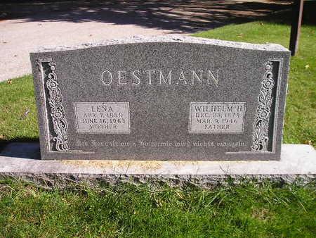 OESTMANN, WILHELM H - Bremer County, Iowa   WILHELM H OESTMANN