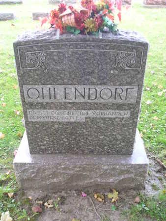 OHLENDORF, FAMILY - Bremer County, Iowa | FAMILY OHLENDORF