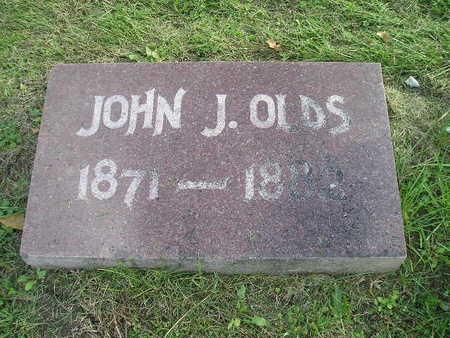 OLDS, JOHN J - Bremer County, Iowa   JOHN J OLDS
