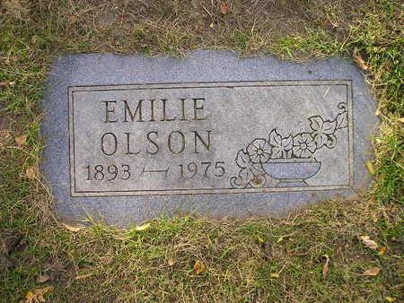 OLSON, EMILIE - Bremer County, Iowa | EMILIE OLSON